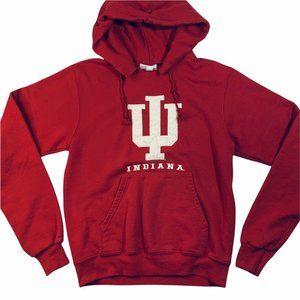 Champion Indiana University Hoosiers hoodie XS